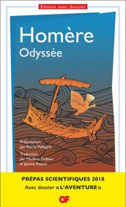 Odyssée - Prépas scientifiques 2017-2018 La couverture du livre martien