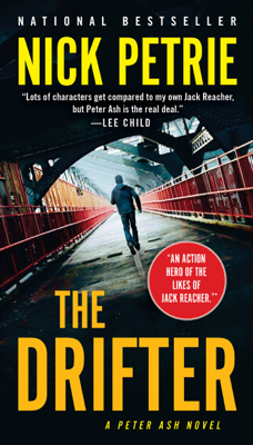 Nick Petrie - The Drifter book
