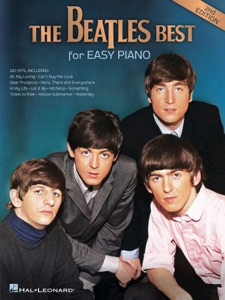 The Beatles Best Book Cover