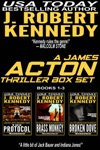 The James Acton Thrillers Series Books 1-3