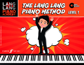 The Lang Lang Piano Method Level 1 (Enhanced Edition)