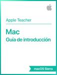 Mac Guía introducción macOS Sierra