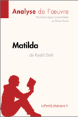 Matilda de Roald Dahl (Analyse de l'oeuvre)