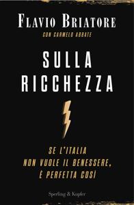 Sulla ricchezza Libro Cover