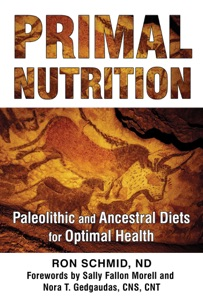 Primal Nutrition Book Cover