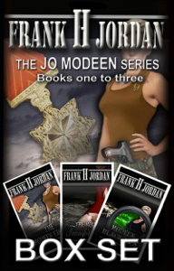 The Jo Modeen Box Set: Books 1 to 3 Book Cover