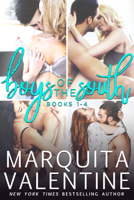 Boys of the South Bundle: Books 1-4 - Marquita Valentine book