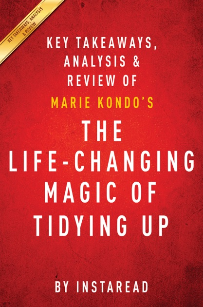 life changing magic of tidying pdf