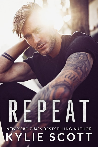 Repeat - Kylie Scott book cover