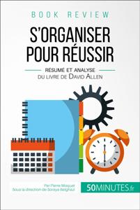 Book review : S'organiser pour réussir La couverture du livre martien
