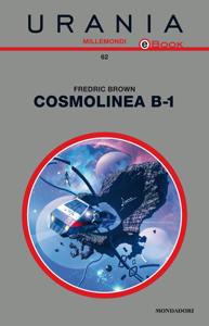 Cosmolinea B-1 (Urania) Libro Cover