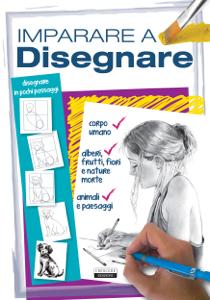 Imparare a disegnare Libro Cover