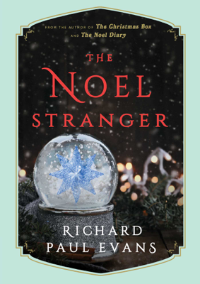 The Noel Stranger - Richard Paul Evans book