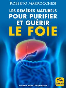 Remèdes Naturels pour Purifier et Guérir le Foie La couverture du livre martien
