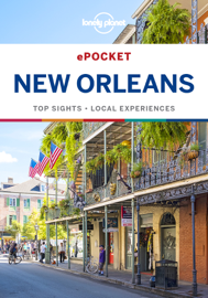Pocket New Orleans Travel Guide book