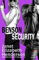 Janet Elizabeth Henderson - Benson Security Bundle Books 1-3 artwork