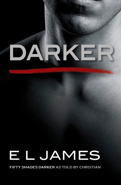 Darker - E L James book cover