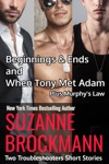 3-in-1 Beginnings And Ends When Tony Met Adam Murphys Law Annotated Reissues Originally Published 2012 2011 2001