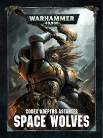 Codex: Space Wolves book