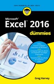 Excel 2016 para Dummies - Greg Harvey