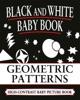 Black And White Baby Books: Geometric Patterns