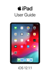iPad User Guide for iOS 12.1.1
