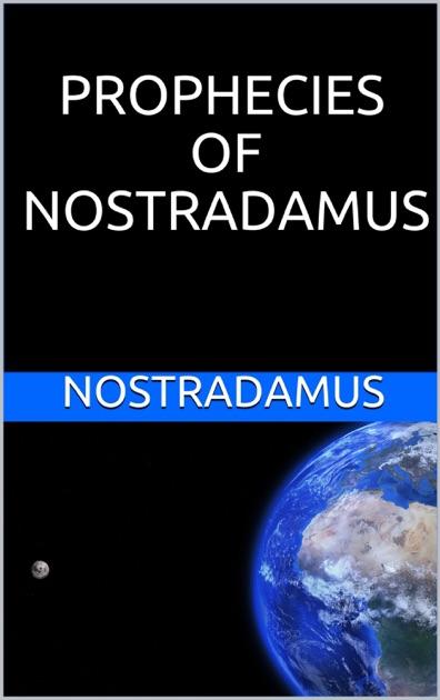 Prophecies Of Nostradamus Pdf