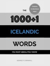 The 10001 Icelandic Words You Must Absolutely Know