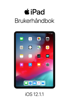 iPad-brukerhåndbok for iOS 12.1.1 - Apple Inc.