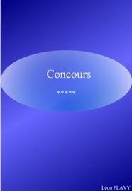 CONCOURS SOUS OFFICIER GENDARMERIE***