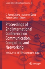 Proceedings Of 2nd International Conference On Communication, Computing And Networking