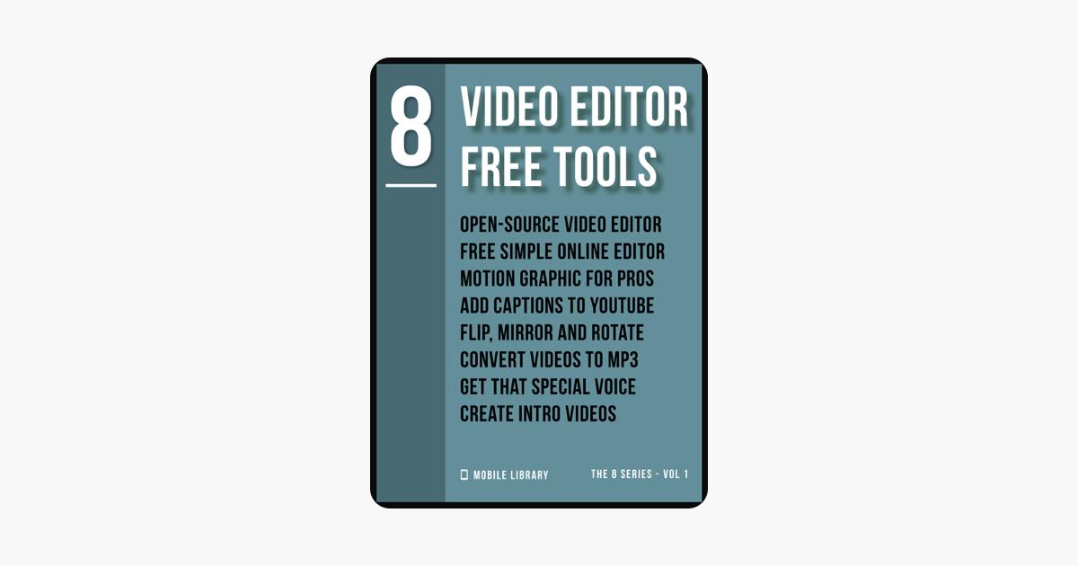 Video Editor Free Tools 8