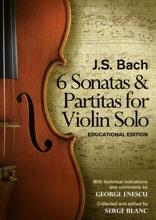 Sonatas & Partitas Of J.S. Bach