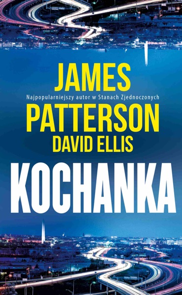 Kochanka - James Patterson & David Ellis book cover