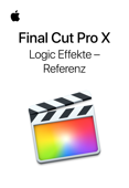 Logic-Effekte in Final Cut Pro X – Referenz