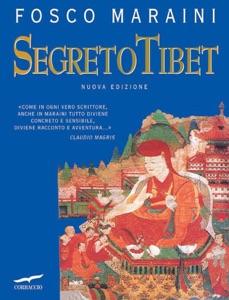 Segreto Tibet Book Cover