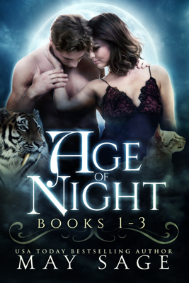 Age of Night - May Sage book