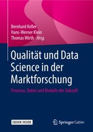 Qualit T Und Data Science In Der Marktforschung