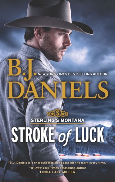Stroke of Luck - B.J. Daniels book cover