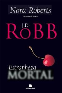 Estranheza Mortal Book Cover