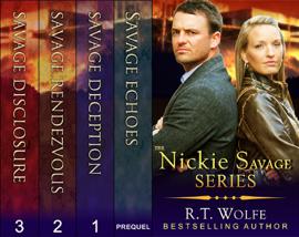 The Nickie Savage Series Boxed Set PDF Download