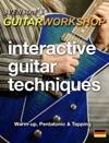 Interactive Guitar Techniques