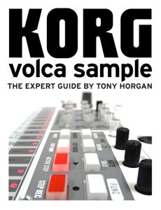 Korg Volca Sample - The Expert Guide Boekomslag