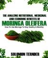 The Amazing Nutritional Medicinal And Economic Benefits Of Moringa Oleifera