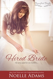 Hired Bride - Noelle Adams Book