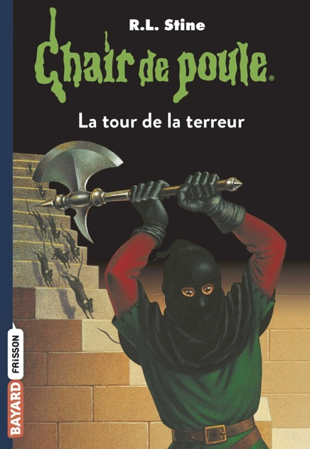Chair De Poule Tome 18 By R L Stine On Apple Books