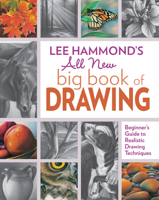 Lee Hammond's All New Big Book of Drawing - Lee Hammond book