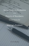 Some Famous Problems Of The Theory Of Numbers And In Particular Warings Problem