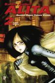 Battle Angel Alita - Gunnm Hyper Future Vision vol. 02 Book Cover