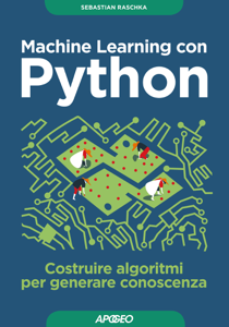 Machine Learning con Python Libro Cover